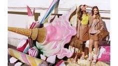 Ice Cream & Chocolate:Tim Walker Photographs