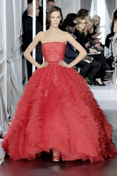 Christian Dior | Christian Dior 2012 Spring Haute Couture Collection | Fashionbride's ...