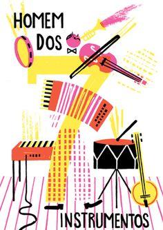 Marta Monteiro - 7 ILLUSTOPIA : Illustration Agency : children's books : advertising : editorial : design