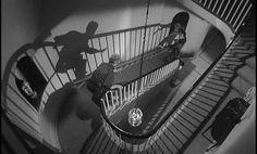The Servant (1963, Joseph Losey) / Cinematography by Douglas Slocombe