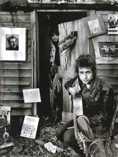 Dylan. Making statements. As music.