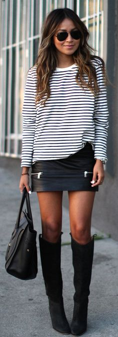 Le Stripes. SincerelyJules