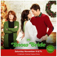 christmas movies on hallmark channel | Its a Wonderful Movie: Snow Bride - Hallmark Channel Christmas Movie
