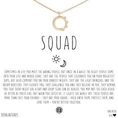 Squad Necklace