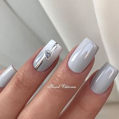 The Effective Pictures We Offer You About dip powder nails A quality picture can tell you many things. Cute Acrylic Nails, Cute Nails, Pretty Nails, Classy Nails, Stylish Nails, Holiday Nails, Christmas Nails, Hair And Nails, My Nails