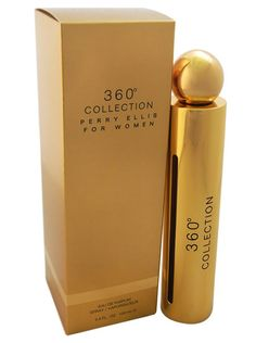 360º Collection de Perry Ellis para dama, disponible en 100 ml Eau de Parfum.  $550.00