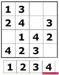 Etkinlik Havuzu - Etkinlik Detay Crossword Puzzle Books, Printable Crossword Puzzles, Sudoku Puzzles, Puzzles For Kids, English Worksheets For Kids, English Lessons For Kids, Comprehension Exercises, Brain Teaser Games, English Exercises