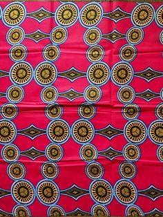 A personal favorite from my Etsy shop https://www.etsy.com/listing/474127820/african-print-fabric-dutch-wax-ankara