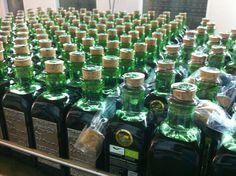 Bottling #evoo for Switzerland