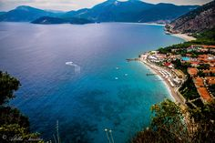 What an incredible place #Oludeniz is...