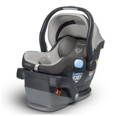 Infant Carseat: UPPAbaby MESA Infant Car Seat (Note: this one locks really well into the car and base, so long as a carseat meets safety standards and fits in your car well that's really all that matters)