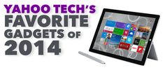 A lot of great gadgets debuted in but only a select few stand out as our favorites. These are Yahoo Tech's favorite gadgets of Gadgets And Gizmos, Electronics Gadgets, Tech Gadgets, Electronic News, Phone Charger, Docking Station, Projects To Try, Tips, Mac