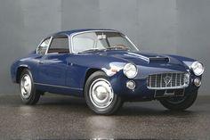 1963 Lancia Flaminia Super Sport C Zagato Retro Cars, Vintage Cars, Maserati, Ferrari, Dream Cars, Classy Cars, Classic Sports Cars, Super Sport, Turin