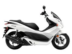 Honda PCX Price: $3399 If 50 ccs are too wimpy and 150 ccs too much, Honda's 125-cc PCX is the solution. Big, 14-inch wheels reduce the twitchy handling inherent in scooters, and linked rear-to-front brakes make quick stops an easy task. Taller riders may find the PCX's proportions a bit tight, but there's plenty of space for storage—a large underseat area swallows full-face helmets whole. Its gas tank holds only 1.6 gallons, but an estimated fuel-economy rating of 110 mpg should keep the…