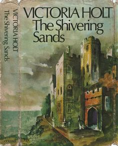 The Shivering Sands by Victoria Holt. Collins 1969. Cover artist Biro by pulpcrush, via Flickr