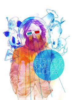 Иллюстратор Mathiole (2012) (303 работ)