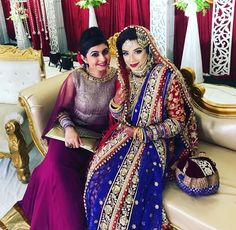 Khada Dupatta | Hyderabadi Bride