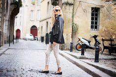adenorah- Blog mode Bordeaux: LEO PANTS