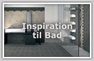 Find inspiration til dit kommende bad