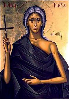 Image of St. Mary of Egypt