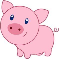 Картинки по запросу свинья рисунок