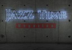 Logo design for Jazz Time Magazine. www.getsbucket.com