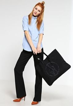 Armani Jeans Shopping Bag - nero - Zalando.de
