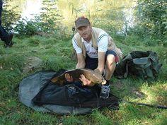 Karpervissen in de Regge tijdens uw vakantie bij Mölke