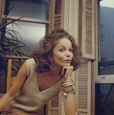 Brooke Hayward Photographed By Milton Greene, 1959