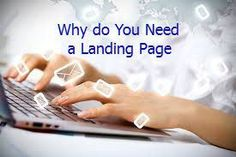 Why do You Need a lading Page - http://nextlevelinternetmarketing.com