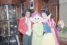 27 Apr 1984, Encino, Los Angeles, California, USA #Disney #MichaelJackson