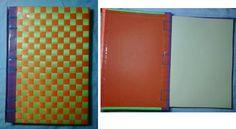 Caderno com 60 folhas (cor: amerela) Costura: Belga Secreta
