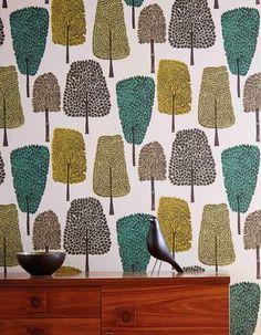 Davila | Papier peint des années 70