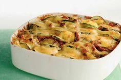 Gratin van aardappel en courgette - Recept - Allerhande