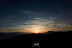Astrofotografie & Nachtaufnahmen - Fotokiste-Obermayer-Harald Celestial, Sunset, Outdoor, Photos, Night Photography, Sunsets, Outdoors, The Great Outdoors, The Sunset