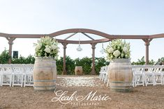 Leah Marie Photography l Wilson Creek Winery Wedding l Temecula, CA