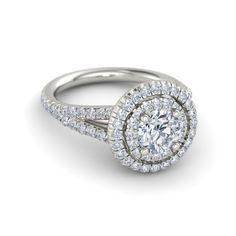 IMPEGNO RING  This diamond ring is set in diamonds weighing in a total of 0.35 Ct, & Gold wt Approx 3.500 Gms.