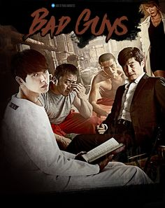 Bad Guys Ep 2 - 나쁜녀석들. YESSSS! Bad Guys eps 1-11 is a gritty, scary coppers show where 3 merciless criminals are released to help solve a serial Killer case. Yikes! One criminal managed to escape & tried to kill his ex but was soon apprehended by the other 2 prisoners. All 3 have a chance to obtain 5 years off his sentence provided he can catch the bad guy. One problem, a genius psycho  with a life sentence has nothing to gain & nothing to lose, not sure what he'll do or who he'll do it to.