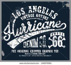 hurricane tee graphic