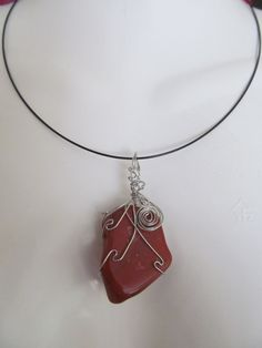 Items similar to The color of the red Kalahari dunes captured in a semi precious red Jasper stone. Free form wire wrapping, mounted on a black beading ring. on Etsy Jasper Stone, Red Jasper, Beaded Rings, Selling Jewelry, Wire Wrapping, Beading, Handmade Jewelry, Wraps, Stones