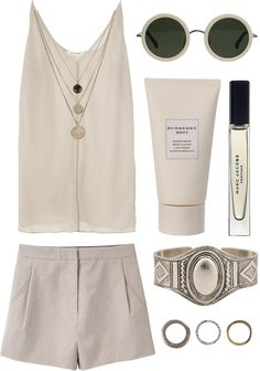 """shine"" by clourr ❤ liked on Polyvore"
