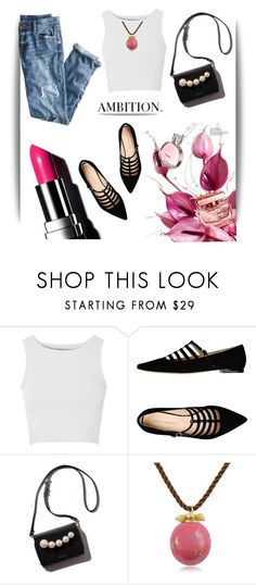 """""""Ambition"""" by pattykake ❤ liked on Polyvore featuring J.Crew, Glamorous, Carlo Pazolini and Naoto"""