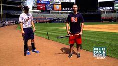 MLB Bat Tricks with Nick Castellanos
