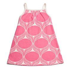 Pinwheel Baby Dress - June Leaf Pink