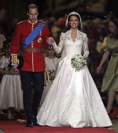 Guillermo y Kate Middleton (INGLATERRA - Abril 2011)