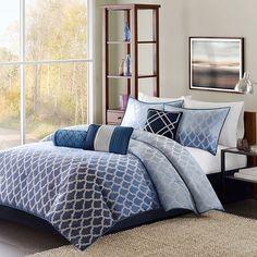 7-Piece Bayer Comforter Set - Wake Up Invigorated on Joss & Main