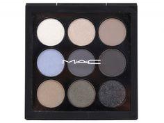 @maccosmetics  navy eyeshadows palette #makeup
