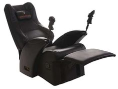 A Recliner that Serves, Like, 8 Different Functions | 32 Things You Need In Your Man Cave