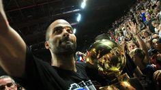 roussillon france | Tony Parker à l'Arena de Montpellier présente le trophée du NBA ...