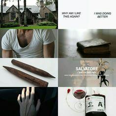 Stefan Salvatore (tvd) aesthetic.